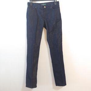 RLR. Modern slim shimmer pants.
